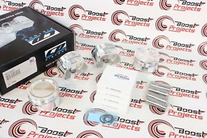 Cp Forged Pistons Audi vw 2 0l Tfsi Bore 83 5mm 1 0mm 9 5 1 Cr Sc7622
