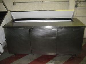 True Tssu 72 18 Refrigerated Sandwich Unit 72