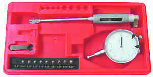7 1 5 Dial Bore Gage Set
