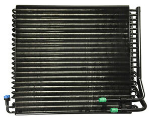A c Condenser oil Cooler Ar96767 For John Deere 4240 4440 4640 Tractor 19001