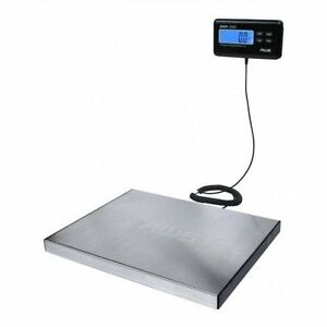 Digital Weighing Scale Light Shipping Packages Remote Portable Platform Large