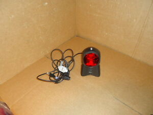 Metrologic Ms7120 Ps 2 And Usb Barcode Scanner No Ac Adapter