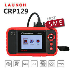 Launch Crp129 Obd2 Diagnostic Scan Tool Engine Abs Srs Epb Sas For Ford Chrysler