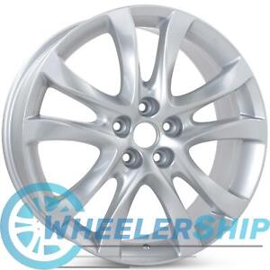 New 19 X 7 5 Replacement Wheel For Mazda 6 2014 2015 2016 2017 Rim 64958