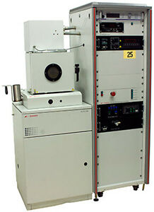 Edwards Auto 500 Turbo Three Target Rf Sputtering System Thin Film Deposition