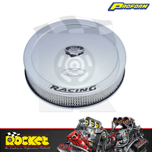Proform 13 Fits Ford Racing Air Cleaner Assembly Chrome Pr302 351