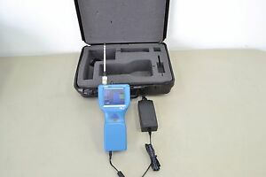 Tsi 8220 Aerotrak Handheld Particle Counter W Probe 1300102 11645 E32