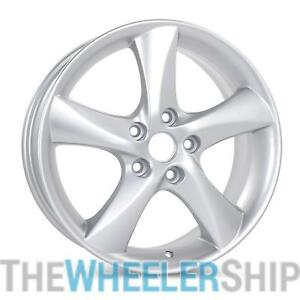 Set Of 4 New Wheels For Mazda 6 2003 2008 17 X 7 Replacement Rim Silver 64857