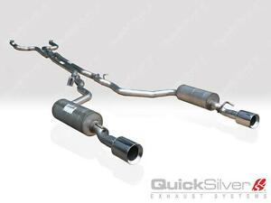 Jaguar Xj8 And Xjr Supercharged Sport Exhaust System 2003 09