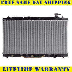 Radiator For Toyota Fits Avalon Camry 3 5 V6 6cyl 2817
