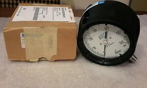 Wika 232 34 60 Psi Pressure Gauge 4 5 Face New 49