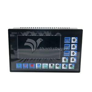 500khz Cnc 3 Axis Controller Motion Control System G Code Stepper Motor Driver