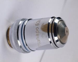 Zeiss Planapo Apo 63x 1 4 Oil 160mm Tl Microscope Objective