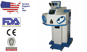 Spot Jewelry Laser Welder Welding Machine 200w In stock Us Seller us Service