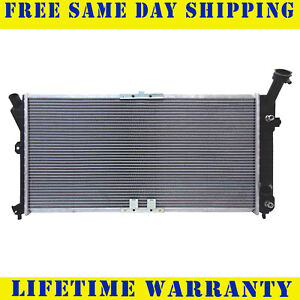 Radiator For 1994 2001 Chevy Lumina Monte Carlo Buick Regal V6 Fast Shipping