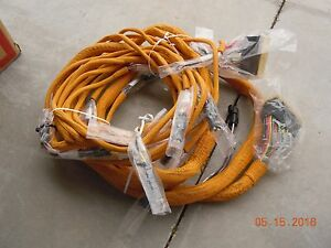 Caterpillar 3412e Industrial Engine Wiring Harness 225 8328 773b 773e 773d 775b