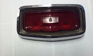 1964 Plymouth Savoy Belvidere 64p 2481622 28348 Taillight 2483051 Housing Lh