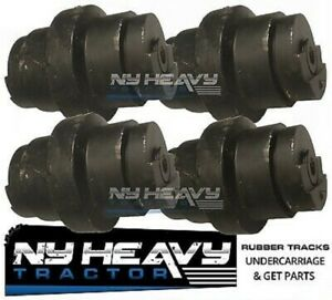 Case Bottom Roller X4 Cx27b Cx36b Mini Excavator Lower Rubber Track Br325