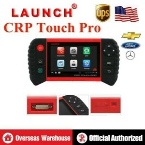 Launch X431 Htt Auto Diagnostic Scanner Tablet Commercial Cars Tool Full System