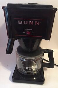 Bunn o matic Bunn B10 b Coffee Maker Used