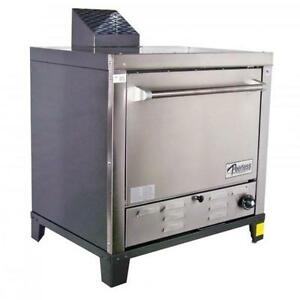 Peerless Countertop 4 deck Gas Pizza Oven New Model C131