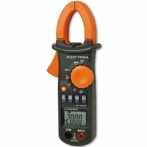 New Klein Tools Cl110 Digital Clamp Meter Ac Auto ranging 400a