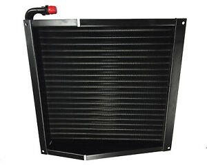 New Hydraulic Oil Cooler Case Ih Skid Steer Loader 1835c 1838 1840 1845c A184084