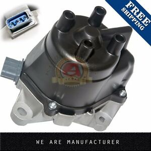New Ignition Distributor For Honda Accord 2 3l Hitachi 98 02 Acura Cl 2 3l 98 99