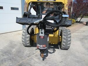 Mcmillen Skid Steer Loader X1475 Auger Drive Attachment 10 25 Gpm Free Shipping
