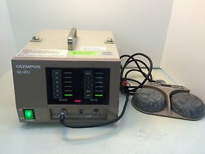 Olympus Hpu Heat Probe Unit W Mb 460 Foot Switch