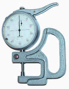 4 Dial Thickness Gage Standard