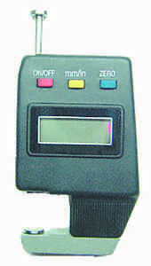 0 6 0 15mm Electronic Digital Thickness Gage