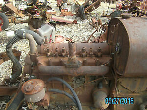 David Brown 990 Tractor Diesel Exhaust Manifold