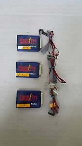 Actel Flashpro Lite Device Programmer Lot Of 3