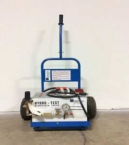 Hydrostatic Electric Test Pump Rigging Lifting