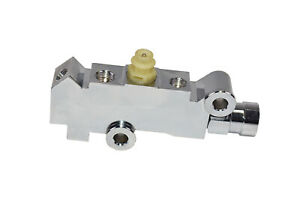 Chrome Pv4 Universal Gm Chevy Disc disc Brake Acdelco Proportioning Valve