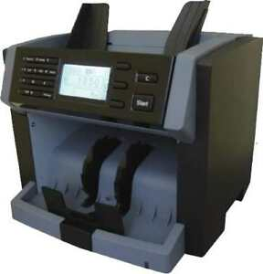 Amrotec Xcount Mixed Money Counter One Year Warranty