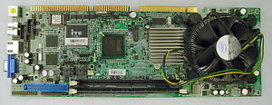 Lanner 775 Sbc Single Board Computer Iac f850 E4700 1gb Ram
