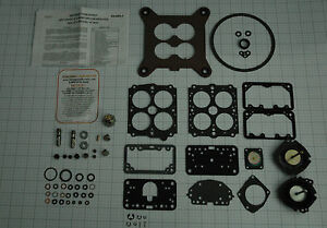 1978 79 Carb Kit Ford Truck Holley Model 4150g 4 Barrel W governor Assembly New