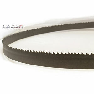 120 10 X 1 X 035 X 5 8n Band Saw Blade M42 Bi metal 1 Pcs