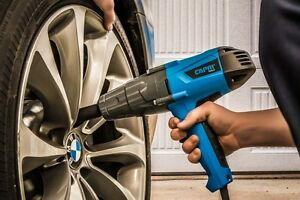 Capri Tools Impact Wrench 260 Ft lbs 1 2 Drive 8 5 Amps