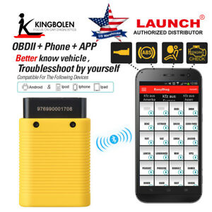 Launch X431 Easydiag 3 0 Obdii eobd Auto Code Reader Car Scanner For Android