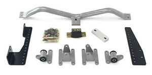 94 03 S 10 Ls Engine Swap Mount And Crossmember Kit 4l60e Trans