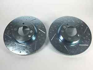 Baer Sport Rotors Front Fits Various Bmw Applications