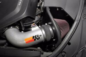 K N Cold Air Intake System Fits 09 2015 Cts V 6 2l 25hp Authorized Dealer
