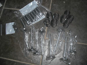 Farmall Ihc Model M I6 O6 W6 Valve Train Kit 248 Engine New Disalate Head