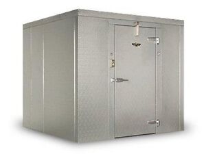 Us Cooler 8 x8 Outdoor Walk in Cooler O d Remote new