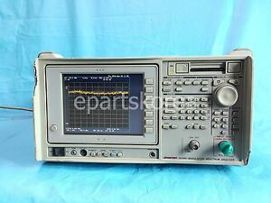 Advantest R3465 Modulation Spectrum Analyzer 9khz 8ghz