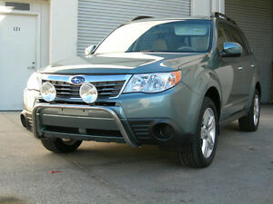 Auxiliary Driving Lights Off Road Bumper Lamps Kit For Subaru Forester
