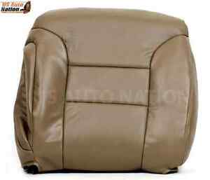 1995 1996 1997 1998 19999 Chevy Tahoe Suburban Top Lean Back Seat Cover In Tan